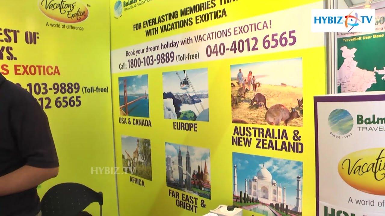 Vacations Exotica India International Travel Mart ...