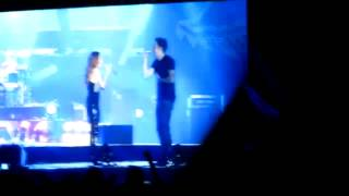 Jet Lag -  Simple Plan ft My Tam - MTV EXIT Live In Hanoi 26.5. 2012