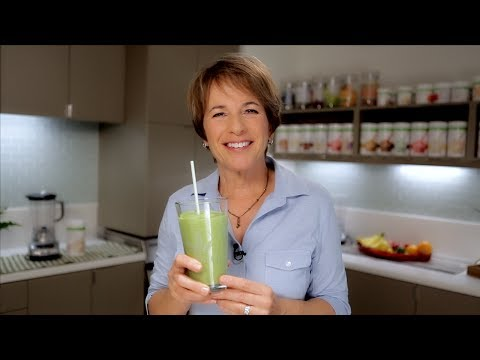 GREEN SMOOTHIE Herbalife Formula 1 Shake Recipe | Herbalife Advice Ep.14