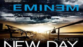 Download 50 Cent - New Day ft. Dr Dre, Eminem & Alicia Keys MP3 song and Music Video