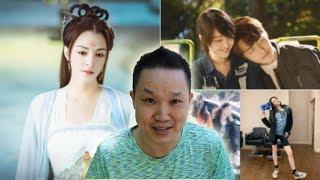 "Spirit Sword Mountain, Zheng Shuang, Yang Mi and Dilraba ""chopstick legs"" criticism"