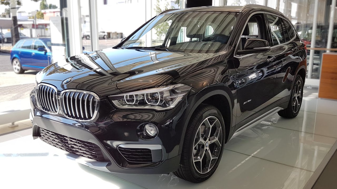 2017 Bmw X1 Xdrive18d Xline Bmw View Youtube