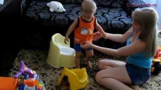 Как приучить ребенка  к горшку. Часть 4. Несколько полезных советов.