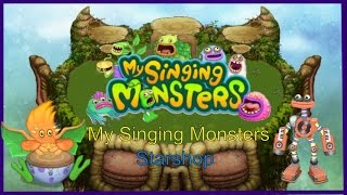 My Singing Monsters - How to get STARPOWER and ALL RARES / How to get RARE Wubbox