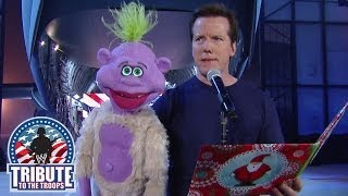 Jeff Dunham meets Big Show: Tribute to the Troops 2013