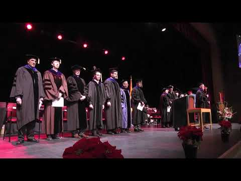 Fall 2017 School of Engineering Convocation