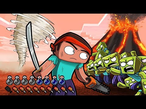 I Play the Ultimate Apocalypse Mod Pack in Minecraft!
