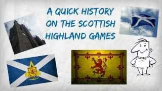 History Of The Highland Games