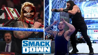 WWE SmackDown December 27, 2019 Highlights Preview ! Roman reigns | Daniel The Fiend Results Winners