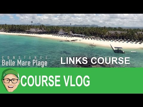 Belle Mare Plage Links Course