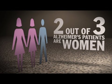 Why Women Are More Likely to Develop Alzheimer's?