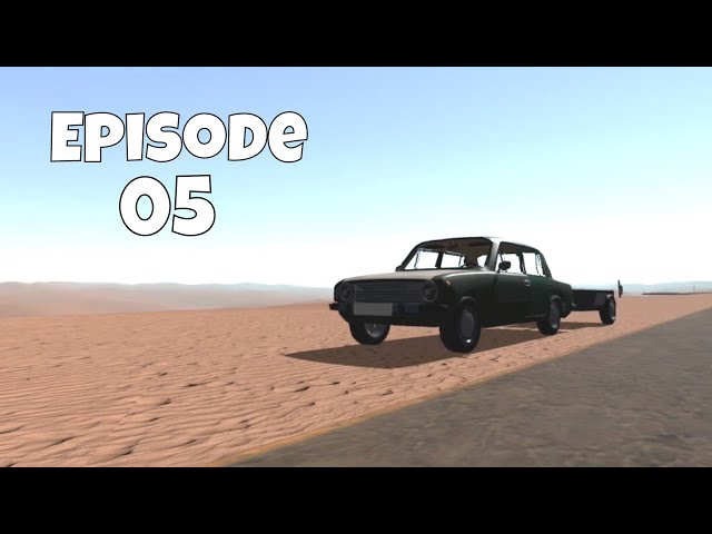 TRAILER - The Long Drive Episode 05