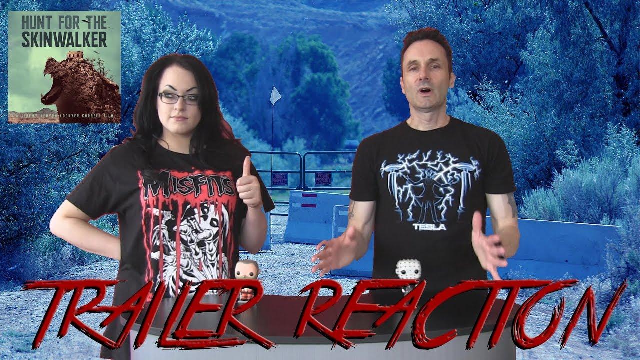 Download Hunt For The Skinwalker Trailer Reaction