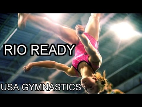 USA Gymnastics II Rio Ready