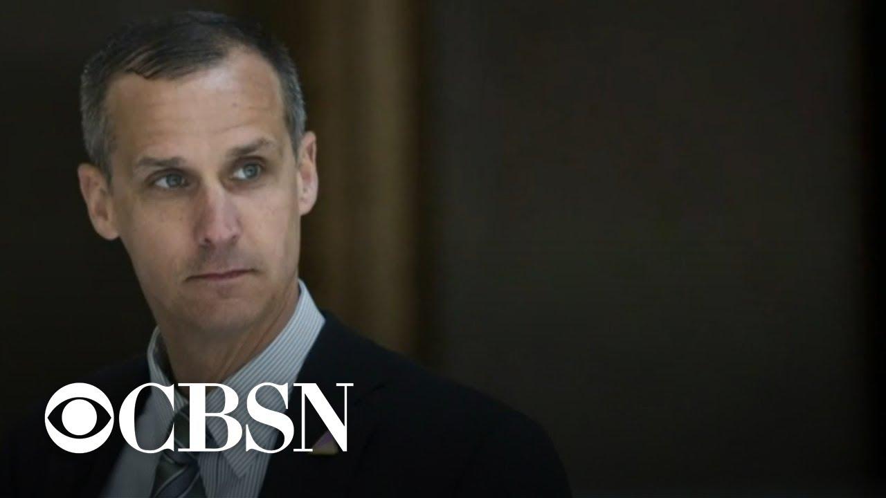 Corey Lewandowski, a Trump campaign adviser, has tested positive ...