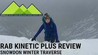 Does the perfect outdoor jacket exist? Rab Kinetic Plus Proflex Technology Review