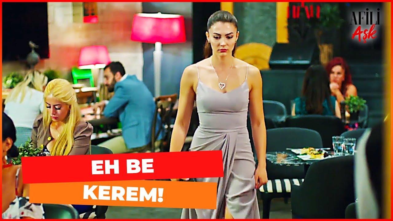 Kerem, Ayşe'yi Masada Bırakıp Gitti! - Afili Aşk 19. Bölüm