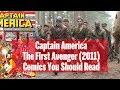 Captain America (2011) - Comics You Should Read