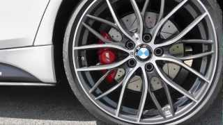 An exclusive look at the BMW M Performance Parts F30 335i