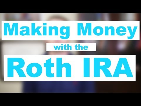 "<span class=""title"">Making Money with the Roth IRA</span>"
