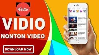 Vidio - Nonton Video, TV & Live Streaming Gratis by PT Kreatif Media Karya| Promo Video | Play Store screenshot 1