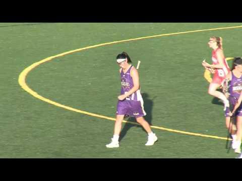 UWLX: Baltimore Ride, Dana Dobbie - Through the Legs Goal