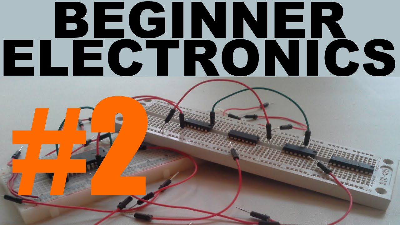 Beginner Electronics - 2 - AC vs. DC