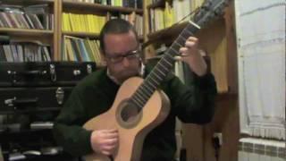 Antonio Abreu, Presto (Thomas Schmitt - guitarra de 6 órdenes)
