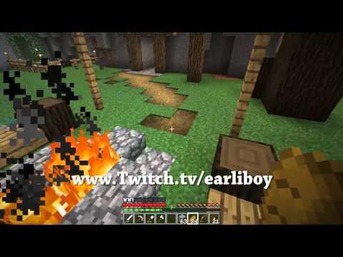 CraftAttack LIVE - live.earli.tv !!