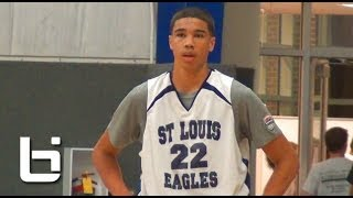 Jayson Tatum is rising to the top! Elite 15 year old