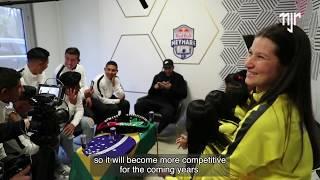 Neymar Jr. - Encontro com os campeões do Neymar Jr
