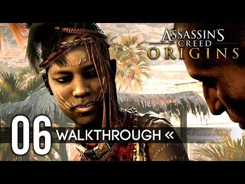 Assassin's Creed: Origins | Gameplay Walkthrough | Part 6 - The Crocodile's Jaws