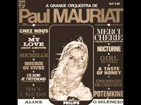 Paul Mauriat   Merci Cherie   YouTube