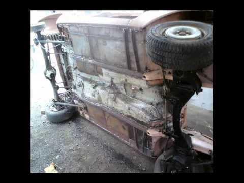 ВАЗ-2104 тюнинг. - YouTube