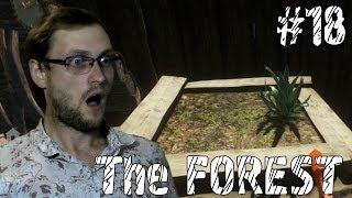 The FOREST Прохождение ► Тайный проход и огород ► #18