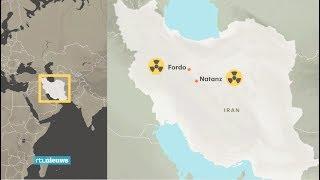 Iran zet verrijking uranium door om Westen onder druk te zetten