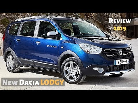New Dacia LODGY 2019 Review Interior Exterior (7 Seat)