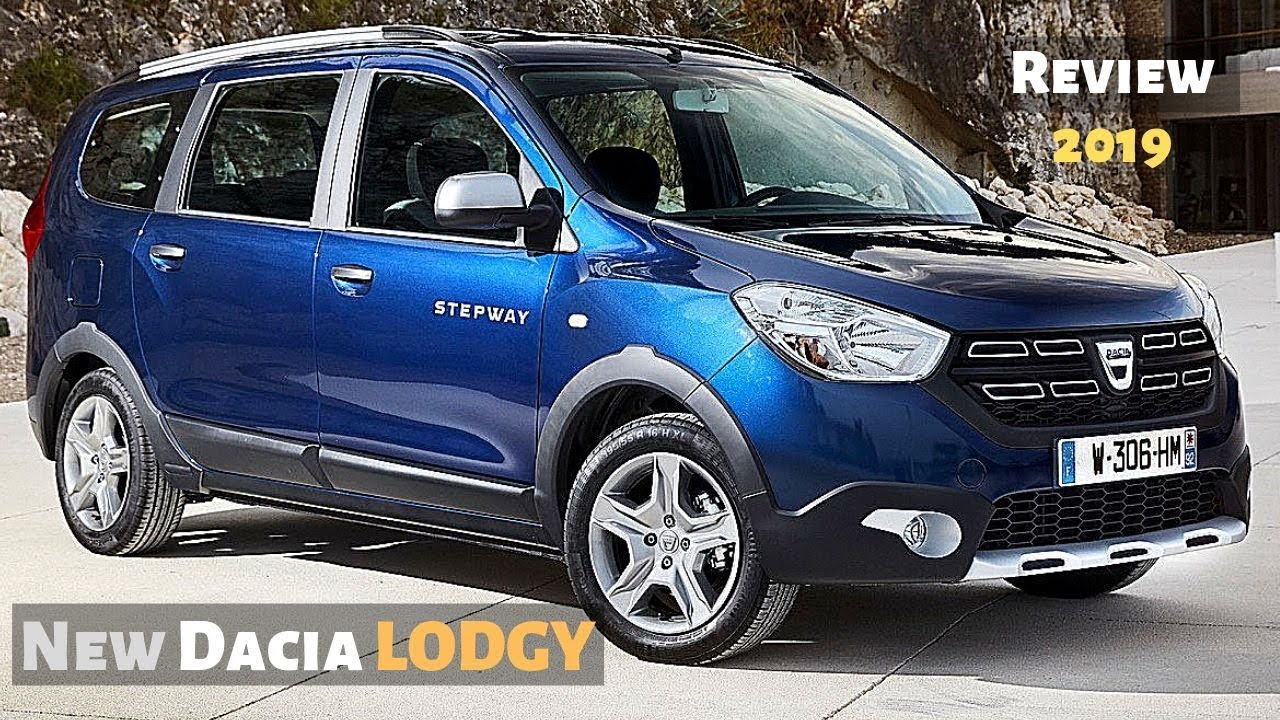 new dacia lodgy 2019 review interior exterior 7 seat