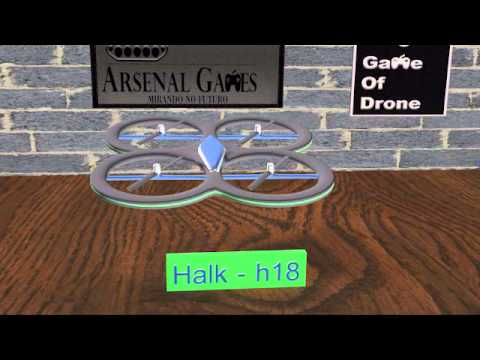 Os Drones - Game Of Drone