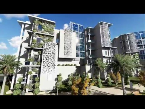 SUSTAINABLE RESIDENTIAL PROJECT IN BAGHDAD
