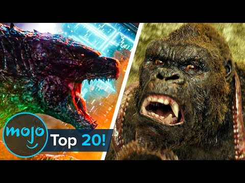 Top 20 Best MonsterVerse Moments