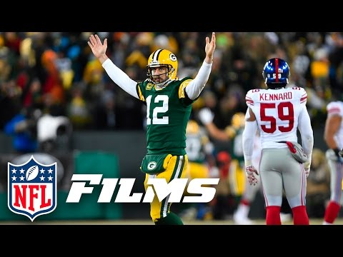 Aaron Rodgers' Hail Mary Turns the Tide Against Giants (NFC Wild Card) | NFL Turning Point