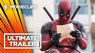 Deadpool Ultimate Comic Book Trailer (2016) - Ryan Reynolds Movie HD