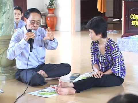 PHƯƠNG PHÁP DƯỠNG SINH OSHAWA - DIỄN GIẢ TRẦN NGỌC TÀI 2/4