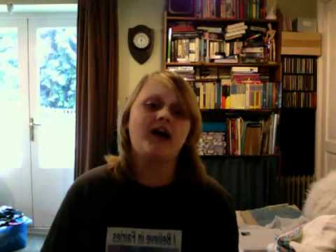 Daisy singing Where is the Love 2012-05-31.mov