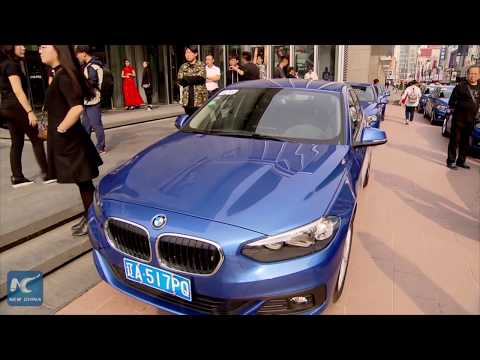 BMW car-sharing service launched in NE China city