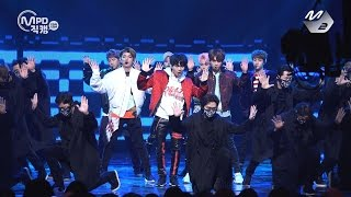[MPD직캠] 방탄소년단 직캠 4K 'Not Today' (BTS FanCam) | @MCOUNTDOWN_2017.2.23