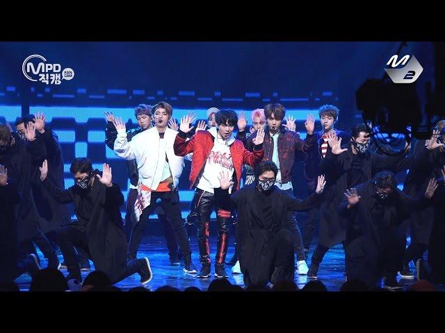 [MPD직캠] 방탄소년단 직캠 4K 'Not Today' (BTS FanCam)   @MCOUNTDOWN_2017.2.23