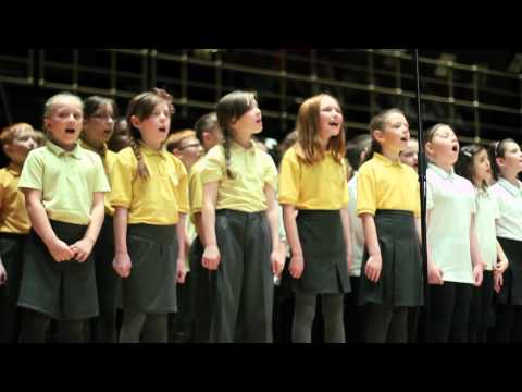 Celebration Concert 22/3/14 - Sheffield Cathedral Sing! Project
