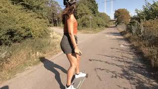 Ownboard W1S First Run